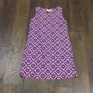 Aryeh floral shift dress